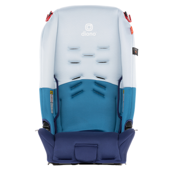 Replacement cover for the Radian all-in-one convertible car seat (Radian 3R/RX 2019) [Blue]