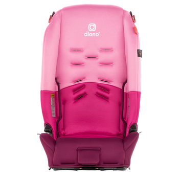 Replacement cover for the Radian all-in-one convertible car seat (Radian 3R/RX 2019) [Pink]