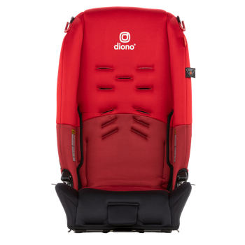 Replacement cover for the Radian all-in-one convertible car seat (Radian 3R/RX 2019) [Red]