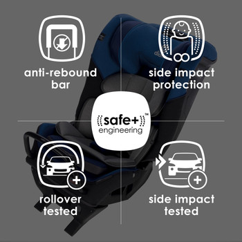 Safe+® Engineering Features [Blue Sky]