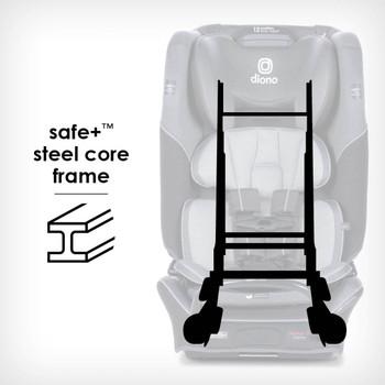 6 layers side impact protection [Gray Slate]