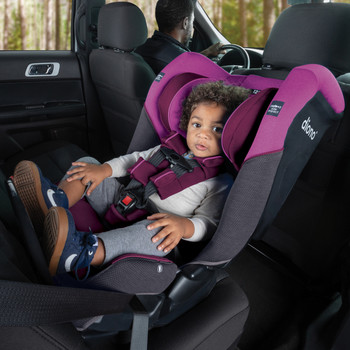 Rear-facing for longer up to 22.7 kg [Purple Plum]