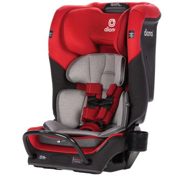 Radian® 3QX all in-one-convertible car seat [Red Cherry]