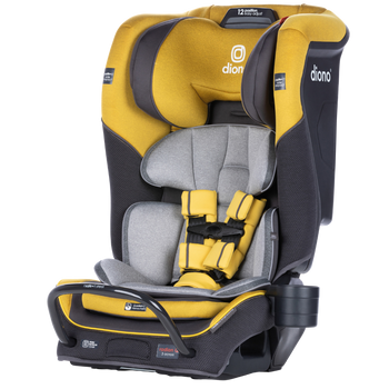 Radian® 3QX all in-one-convertible car seat [Yellow Mineral]