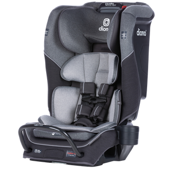 Radian® 3QX all in-one-convertible car seat [Gray Slate]