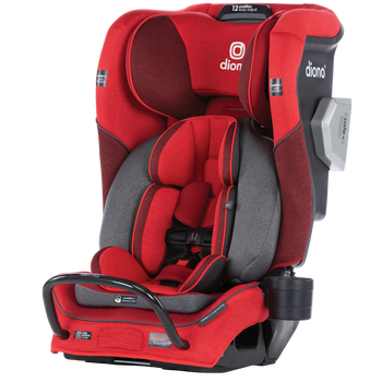 Radian® 3QXT next generation of all in-one-convertible car seat [Red Cherry]