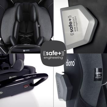 Safe+® Engineering Features [Black Jet]