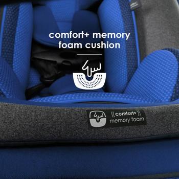 Comfort+ memory foam cushion [Blue Sky]