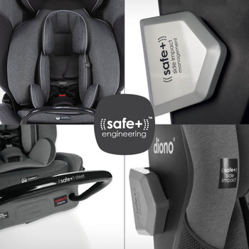 Safe+® Engineering Features [Gray Slate]