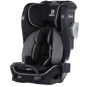 Radian® 3QXT next generation of all in-one-convertible car seat [Black Jet]