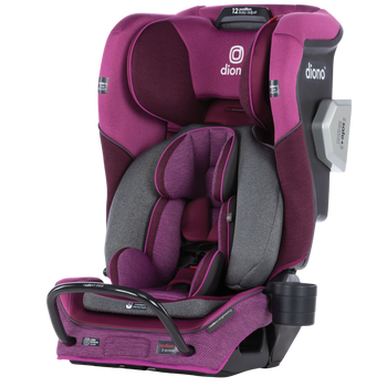 Radian® 3QXT next generation of all in-one-convertible car seat [Purple Plum]