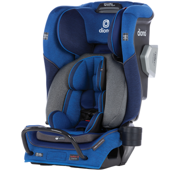 Radian® 3QXT next generation of all in-one-convertible car seat [Blue Sky]