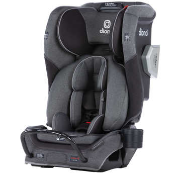 Radian® 3QXT next generation of all in-one-convertible car seat [Gray Slate]
