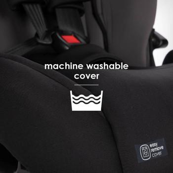 Easy remove machine wash covers