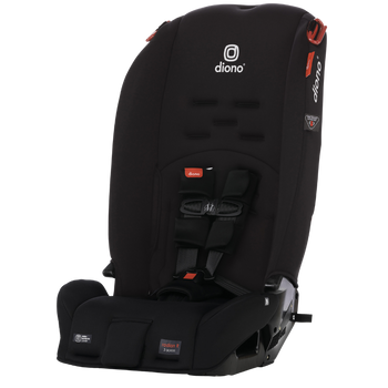 Radian® 3R all in one convertible car seat [Black Jet]