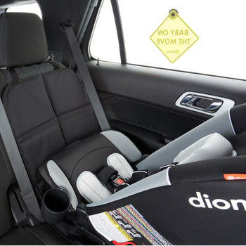 Radian® 3RX car seat rear-facing with accessories