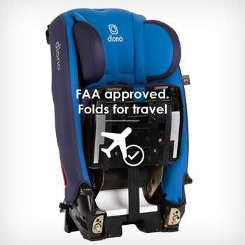 FAA approved folds for travel [Blue Sky]