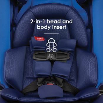 2-in-1 head and body insert [Blue Sky]