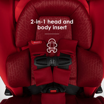 2-in-1 head and body insert [Red Cherry]