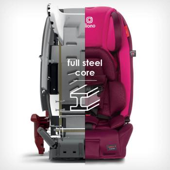 Full steel core  [Purple Plum]