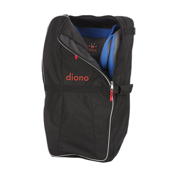 Diono Car Seat Travel Bag, Perfect Travel Bag For Airplane, Durable Protective Material, Compatible With all Diono Convertibles [Black]