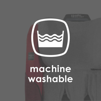 Diono Car Seat Summer Cover - Machine washable [Gray]