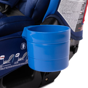 Diono Car Seat cup Holders attached to car seat [Blue Sky]
