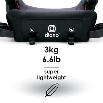 Super lightweight 3 kg / 6.6 lb [Black]