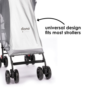 Universal design fits most strollers
