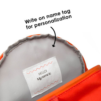 Write on name tag inside for personalisation [Fox]