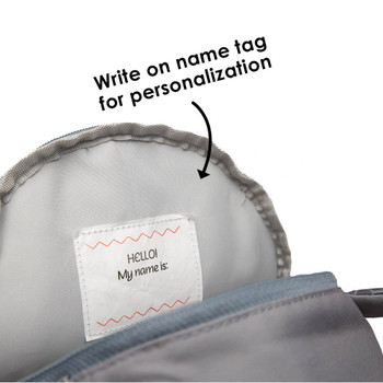 Write on name tag inside for personalisation  [Raccoon]