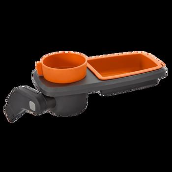 Quantum Snack and Ride Tray [Orange]