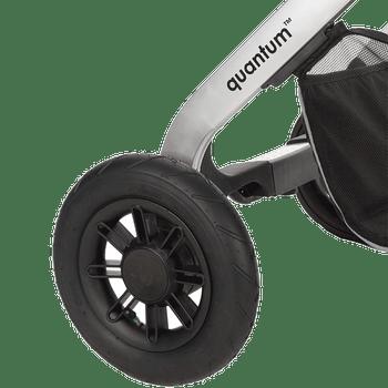 Diono Quantum air filled rear tires
