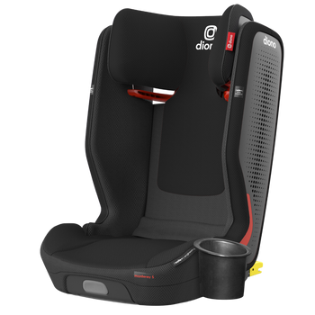 Monterey® 5iST FixSafe High back booster car seat [Black Jet]