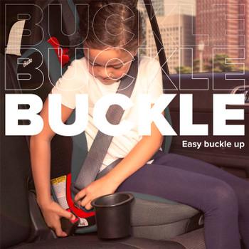 Easy buckle up [Gray Slate]