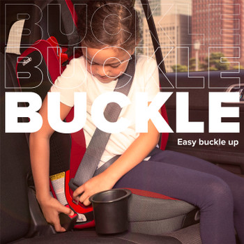 Easy buckle up [Red Cherry]