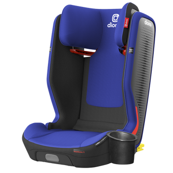 Monterey® 5iST FixSafe High back booster car seat [Blue Sky]