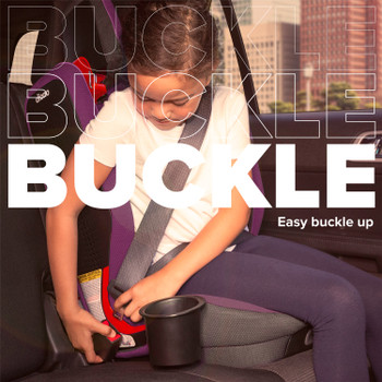 Easy buckle up [Purple Plum]