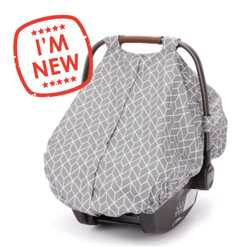 New product - Infant Car Seat Cover [Gray]