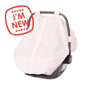 New product - Infant Car Seat Cover [Pink]