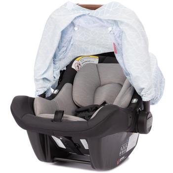 Infant Car Seat Cover [Blue]