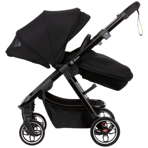 Excurze complete full size stroller [Black Midnight]