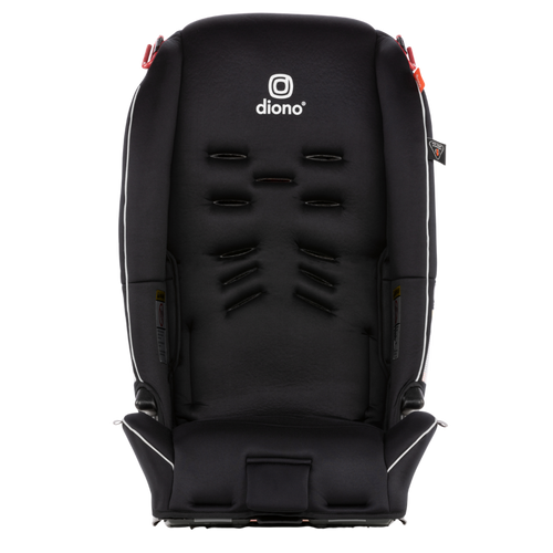 Replacement cover for the Radian all-in-one convertible car seat (Radian 3R/RX 2019) [Black]