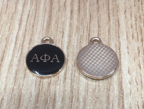 Alpha Phi Alpha Charm
