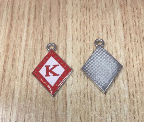 Kappa Alpha Psi Diamond Charm