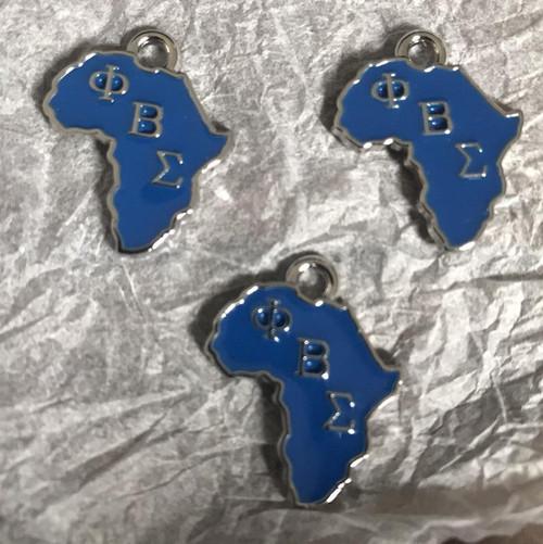 Phi Beta Sigma Africa Charm
