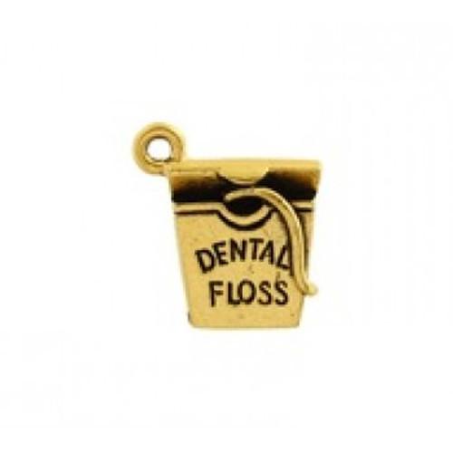 Dental Floss Charm