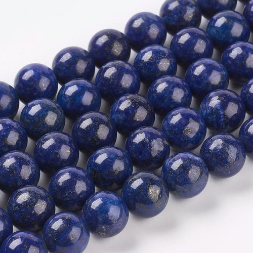 Lapiz Lazuli Beads sized at 10mm