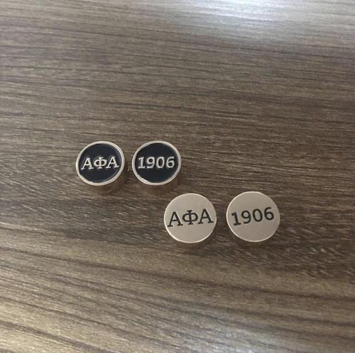 Alpha Phi Alpha Circle Bead
