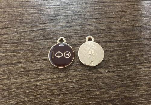 Iota Phi Theta Circle Charm